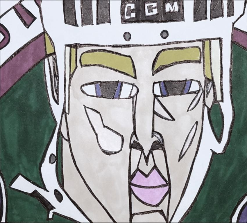 Jeremy Roenick par armattock